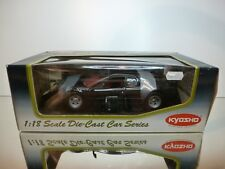 KYOSHO 08173Y FERRARI 365GT4 / BB - BLACK 1:18 VERY RARE - EXCELLENT IN BOX