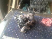 PEUGEOT CITROEN 2.0 HDI DIESEL TURBOCHARGER WITH MANIFOLD 1997-2002