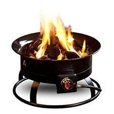 Portable Firebowl Propane Fire Pit Provides a Clean & Smokeless Flame
