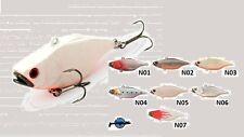 Leurre poisson nageur lipless vib vibration VN60 XTS 6cm 12gr pêche sandre perch