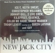 BO FILM : New Jack City - ICE T / CHRISTOPHER WILLIAMS [ CD ALBUM ]