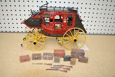 1/16 Franklin Mint - Wells Fargo & Co. Overland Stagecoach