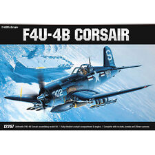 [Free Shipping] ACADEMY 1/48 F4U4B CORSAIR Plastic Model Kit #12267