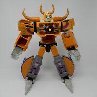 2003 Hasbro Transformers Armada Supreme Class Unicron Figure Incomplete