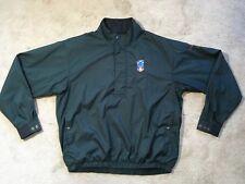 FootJoy DryJoys Waterproof 1/2 Zip LS Golf Pullover Rain Shirt Jacket MSRP $170