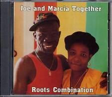 JOE AND MARCIA TOGETHER - ROOTS COMBINATION CD JOE HIGGS