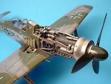 Aires - German Focke-Wulf Fw 190D Gun Bay Waffenschacht 1:32 kit Modell-Bausatz