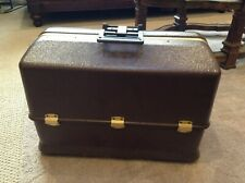 Vintage 4500 Upb Umco Tackle Box 10 Tray Monster