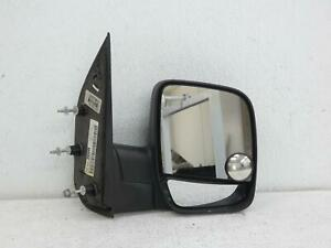 Door Mirror Right POWER PEDESTAL DUAL GLASS W/O PUDDLE LAMPS FORD VAN E250 02-08