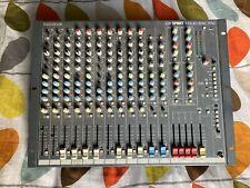 More details for soundcraft spirit folio rac pac mixer (for spares etc)