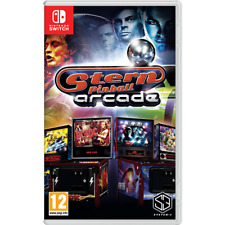 & Stern Pinball Arcade Nintendo Switch Game
