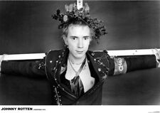 """Johnny Rotten Xmas 1976 NEW A1 Size 84.1cm x 59.4cm - approx 33"""" x 24"""" Poster"""