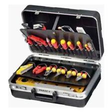 Parat Werkzeugkoffer ABS-Kunststoff schwarz leer, Lieferung ohne Werkzeug