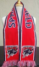 Springfield Falcons Hockey Scarf  ~ AHL Scarf