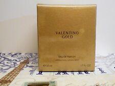 Valentino Gold for Women 1.7 oz / 50 ml eau de parfum spray, new in sealed box