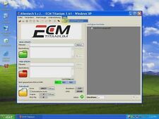ECM TITANIUM 1.61 , WINOLS 2.24, 10gb di software,mappe tuning