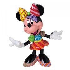 Disney Britto Minnie Mouse Figurine 4023846 - Brand New & Boxed