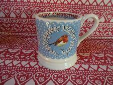 Emma Bridgewater Christmas Wreath Robin Mug