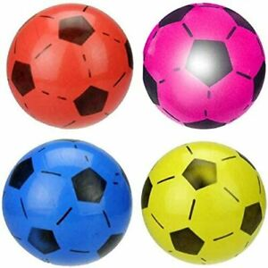 """8"""" Inflatable Football Kids Sports Beach Ball Pool Toys Games Party Bags Fillers"""