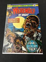 werewolf by night 11 The Hangman!! Ungraded Book Combine Shipping