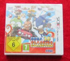 Sega 3D Classics Collection, Nintendo 3DS Spiel, Neu, deutsche Version