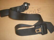 Mercedes W202 Rear Center Left Seat Belt Strap & Buckle 2028609185