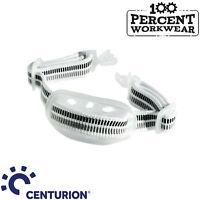 Centurion Universal Fit Elasticated Chin Strap For Safety Work Helmet Hard Hat