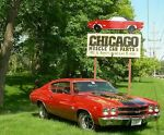 CHICAGO MUSCLE CAR PARTS