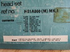 Vintage Gasket Set Fiat 1100 53 To 56