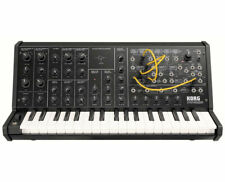 KORG MS-20 mini monophonic analog synthesizer from Japan with Free Shipping