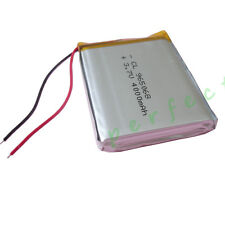 3.7V 4000 mAh Polymer Li battery Li-po For PDA DVD Camera GPS Tablet PC 965068