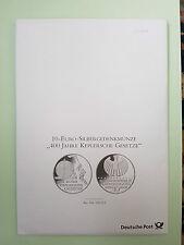 400 Jahre Keplersche Gesetze 10 Euro Silbergedenkmünze Stempelglanz 2009