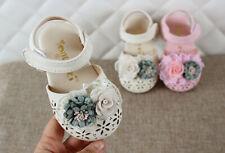 0-3 Year Toddler Baby Girl Sandals Non-slip Infant Princess Summer Walking Shoes