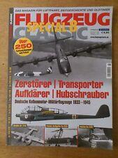 Flugzeug Classic Special Nr. 8 mit über 250 Farbzeichnungen und Fotos!