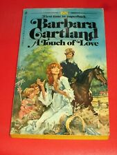 tw* BARBARA CARTLAND ~ A TOUCH OF LOVE #68