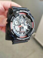 Casio G-shock Ga-100-1a4er Reloj para Hombres Combi Gshock GA1001A4ER