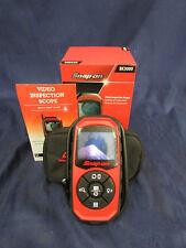 Snap On BK3000 Video Inspection Scope W/Box