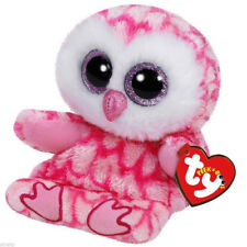 TY Beanie Babies Milly Owl Phone Holder Peek-A-Boos Screen Cleaner Bottom  NEW 253130348a16