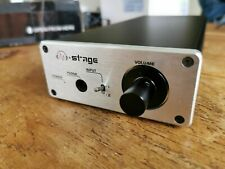 Matrix Audio M-Stage Headphone Amplifier and Pre-amplifier - UPGRADED