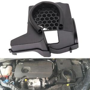 Black Hood Air Box Intake Filter Vent Cover Trim For Ford Focus MK3 Kuga Escape