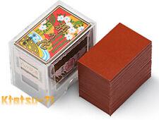 "Hanafuda Japanese Playing Cards Flower cards ""Miyako no Hana Red Ver."" Nintendo"