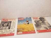LIFE Magazine August 18,1958 What Happened After End of Anne Frank's Diary lot 3