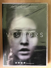 VISITORS ~ 2013 Godfrey Reggio Face Documentary w/ Philip Glass Music | US DVD