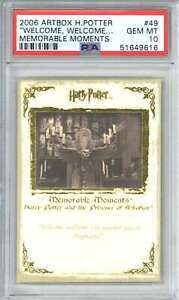 Harry Potter Memorable Moments Series 1 Prismatic Foil Chase Card R7