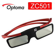 a7c13eb53 Original Optoma DLP-Link Active 3D Glasses ZC501 Replacement for ZD301 ZD302