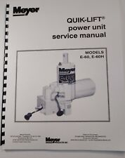 S L on Curtis Snow Plow Service Manual