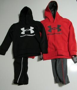 Under Armour Boys Hoodie and Sweatpants Nwt