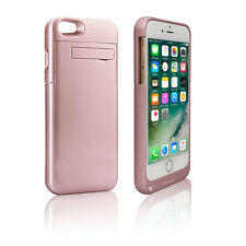 Indigi High Capacity 4000mAh External Battery Case for iPhone 7 Plus - Rose Gold