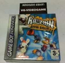 Ubisoft Rayman Raving Rabbits - GBA