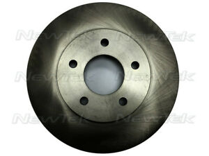 Disc Brake Rotor Rear NewTek 55140